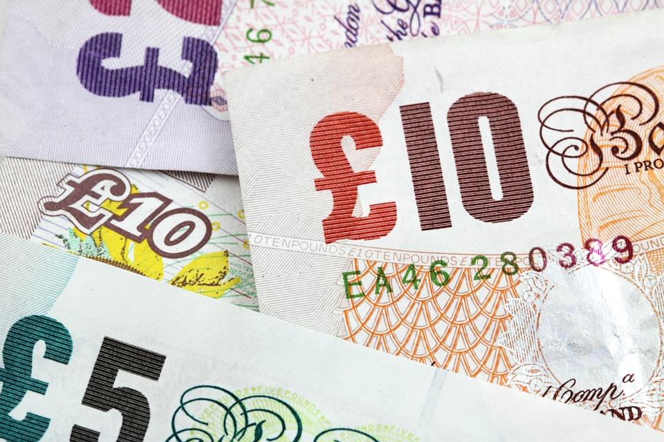 BoE UK economy UK economic growth Pound Sterling