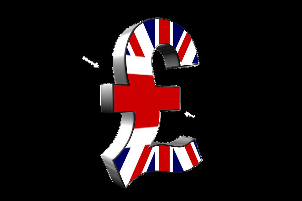 Band of England GDP UK economy UK economic recovery Pound Sterling UK economy